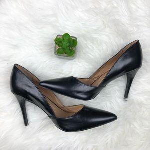 Banana Republic black point toe heels size 9M